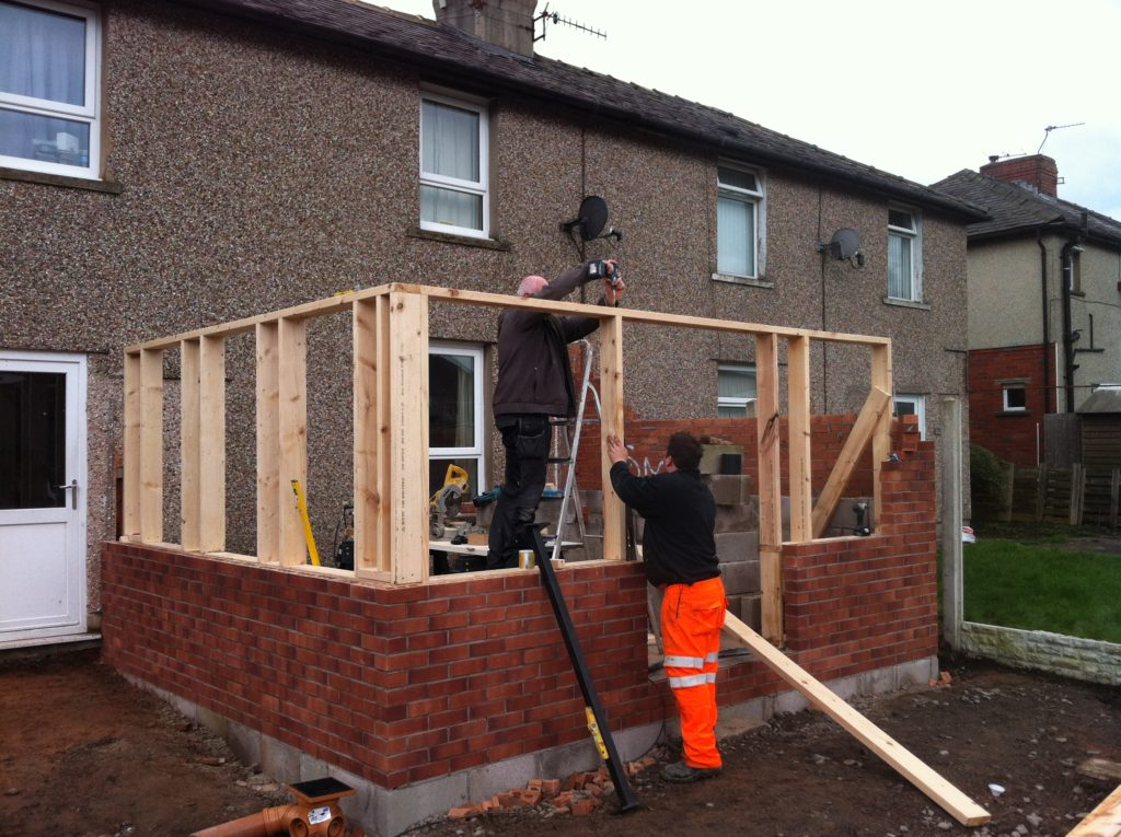 Loft Conversion in Clitheroe