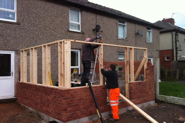 Home Extension Clitheroe