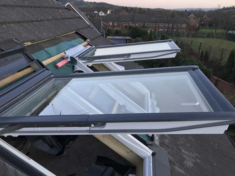 Loft Skylight Windows