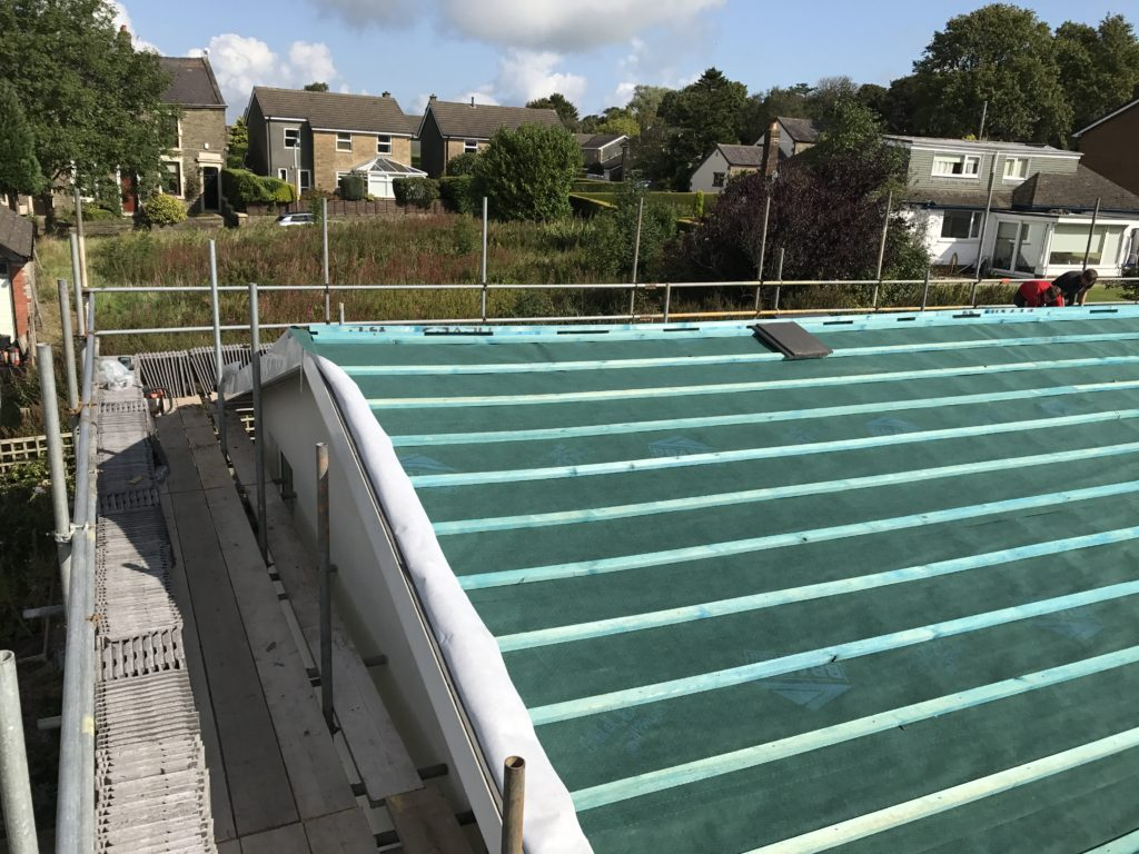 Roofing Company in Garstang
