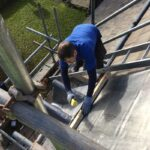 Roofer in Longridge