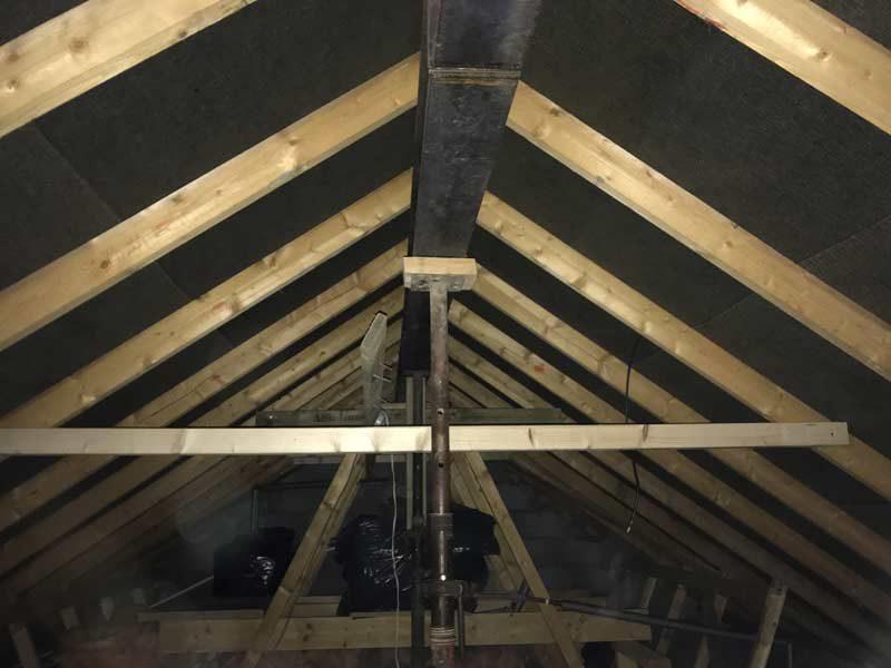 Interior Roofers Lancashire