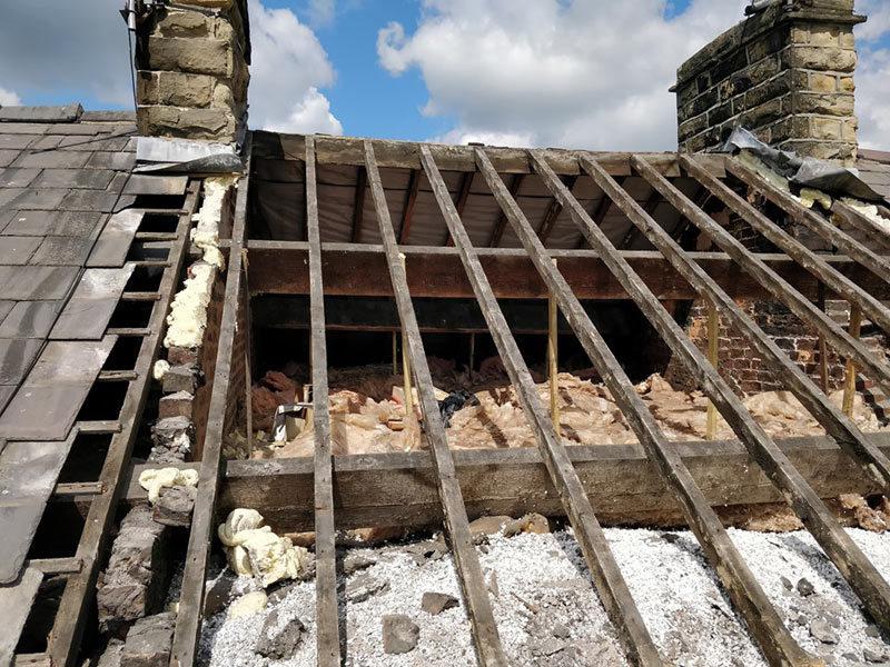 Roof Repair Clitheroe