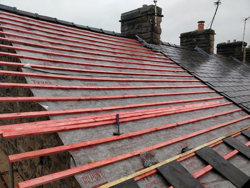 Roof Repair Clitheroe