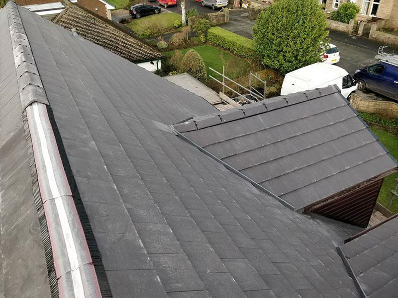 Roofing Company Preston